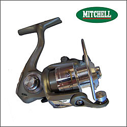 Mitchell® Avocet® IV Silver Reel