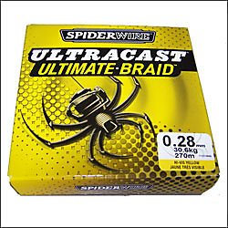 SpiderWire® Ultracast® Ultimate Braid
