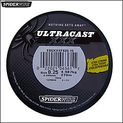 SpiderWire® Ultracast® European