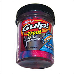 Gulp!® Bombard Trout Dough