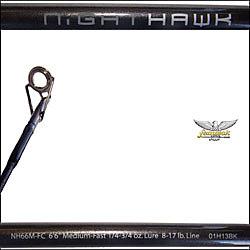 Fenwick® Nighthawk Casting Rod