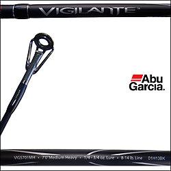 Abu Garcia® Vigilante Spining Rod