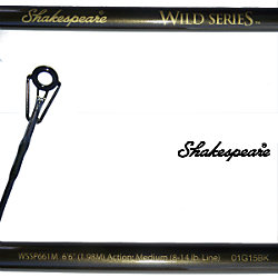 Shakespeare® Wild Series Spinning Rod