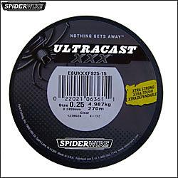 SpiderWire® Ultracast® European